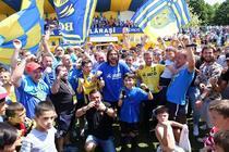 Dunarea Calarasi, promovata in Liga 1
