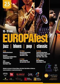 EUROPAfest 25