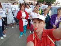 Protest la Cluj (arhiva)