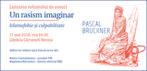 Lansare de carte Pascal Bruckner