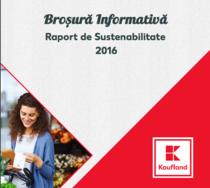 Raport de Sustenabilitate Kaufland