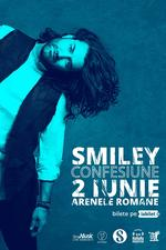 Smiley in concert pe 2 Iunie