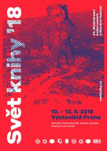 Targul de carte de la Praga