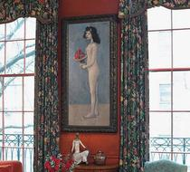 'Tanara fata cu un cos de flori' de Picasso a parasit colectia Rockfeller