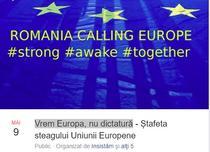 eveniment Vrem Europa, nu dictatura