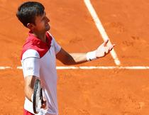 Novak Djokovic, la Madrid
