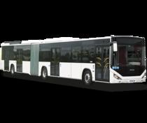 Autobuz produs de firma turca Otokar