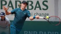 Denis Shapovalov, la Roland Garros