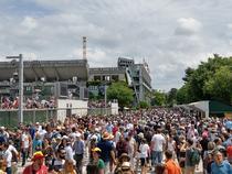 Roland Garros, aleile din complexul parizian
