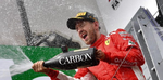 Sebastian Vettel, invingator in MP al Canadei