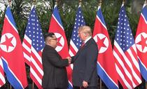 Kim si Trump