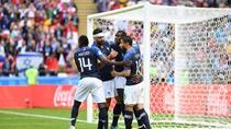 Franta, victorie cu emotii la CM 2018