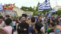 Protest in Grecia fata de acordul privind numele Macedoniei