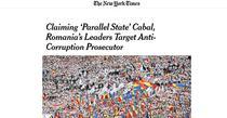 Articol despre Romania in New York Times