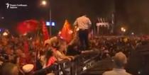 Proteste fata de acordul dintre Grecia si Macedonia