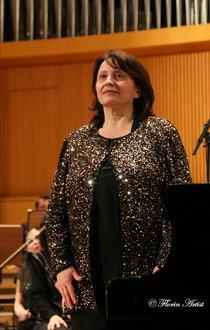 Pianista Dana Borsan