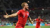 Harry Kane, dubla in meciul cu Tunisia
