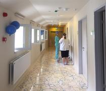 Clinica de oncologie pediatrica de la Spitalul Louis Turcanu