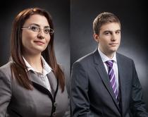 Laura Elena Radu si Marius Chelaru