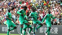 Senegal, victorie cu Polonia