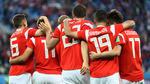 Rusia, victorie cu Egipt