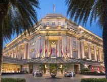 Hotelul Fullerton din Singapore