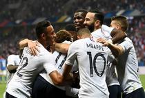Franta, victorie intr-un amical cu Italia