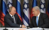 Vladimir Putin si Benjamin Netanyahu