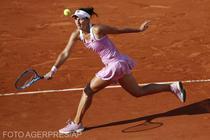 Irina Begu la Roland Garros