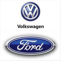Volkswagen Ford Logo