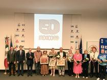 Embajada de Mexico y Comite Olimpico Rumano