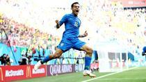 Coutinho, gol pentru Brazilia