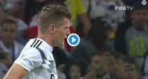 Toni Kroos, ce gol pentru Germania!