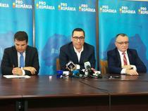 Daniel Constantin, Victor Ponta si Sorin Campeanu
