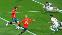Isco, gol pentru Spania
