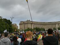 Protest la Parlament 27