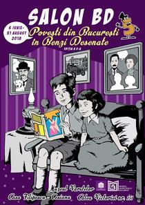 Povesti din Bucuresti în Benzi Desenate