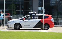 Masina autonoma Yandex