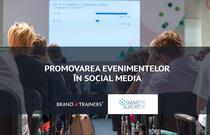 Brand Trainers Promovarea Evenimentelor