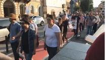 Protest Rosia Montana Cluj