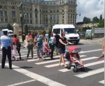 Protest Palatul Parlamentului