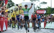 Peter Sagan, castigatorul etapei a cincea din Turul Frantei