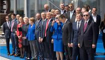Poza de familie, summit-ul NATO