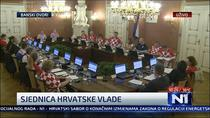 Sedinta de guvern in Croatia