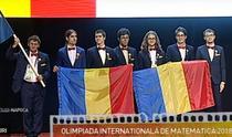 Echipa Romaniei, Olimpida Internationala de Matematica