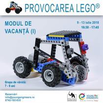 Provocarea Lego®