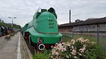 Locomotiva poloneza la Stacja Muzeum