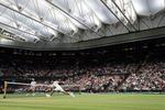 Rafael Nadal si Novak Djokovic, la Wimbledon