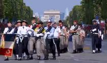 Defilare Ziua Nationala Franta