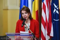 Michele Ramis, ambasadoarea Frantei in Romania